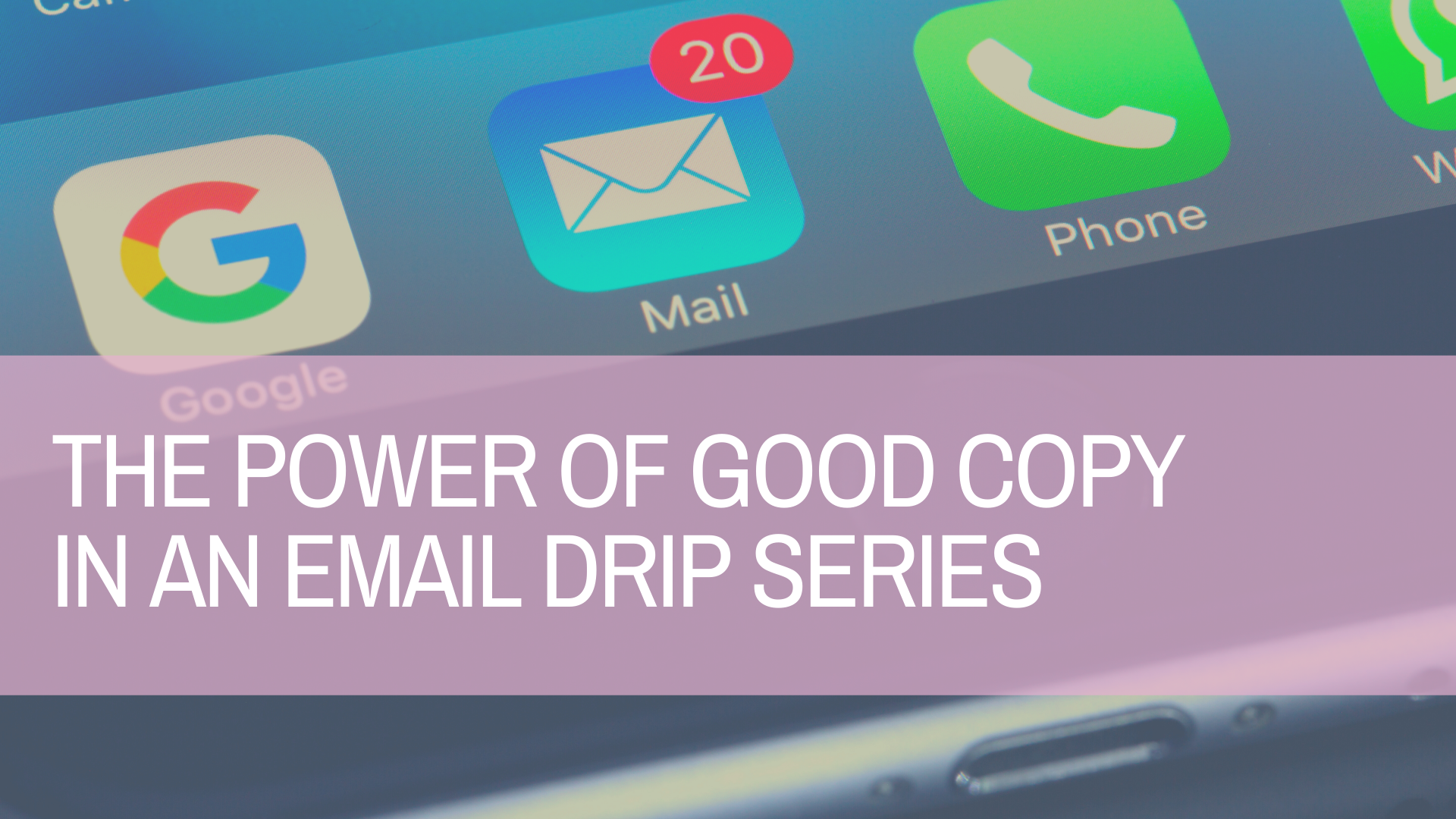 The Power of Copywriting in Email Drip Campaigns