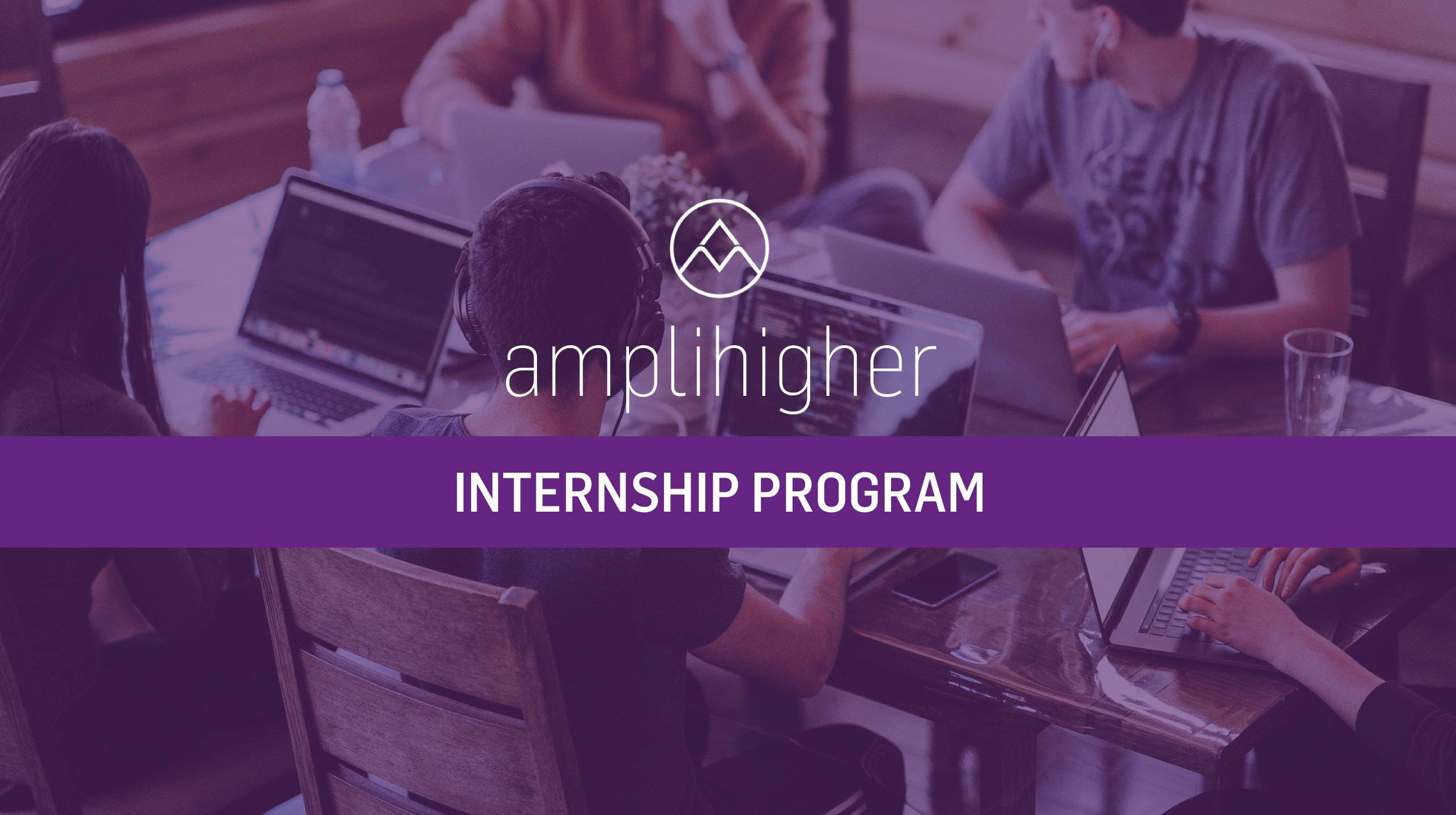 Amplihigher-Copywriting-Internship-Program