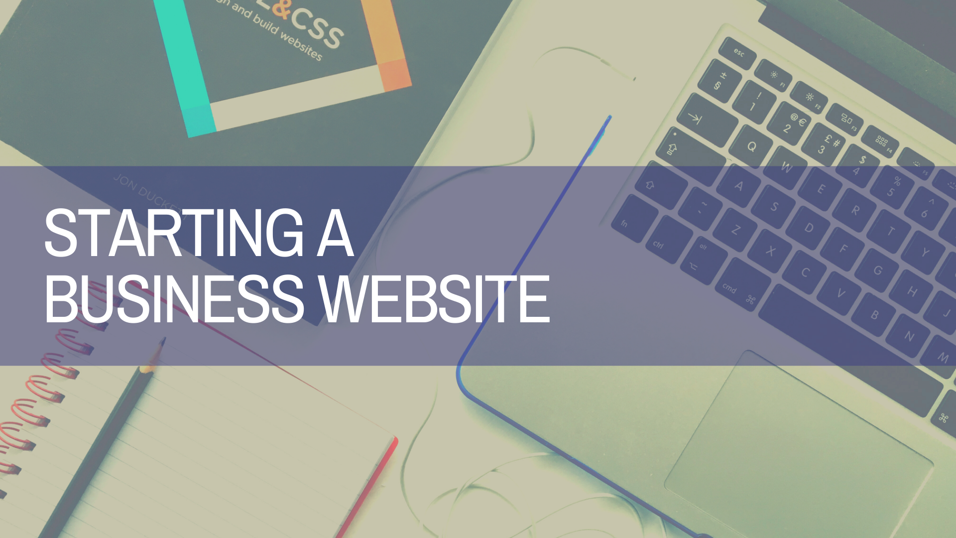 Business Websites for Beginners: Getting Started