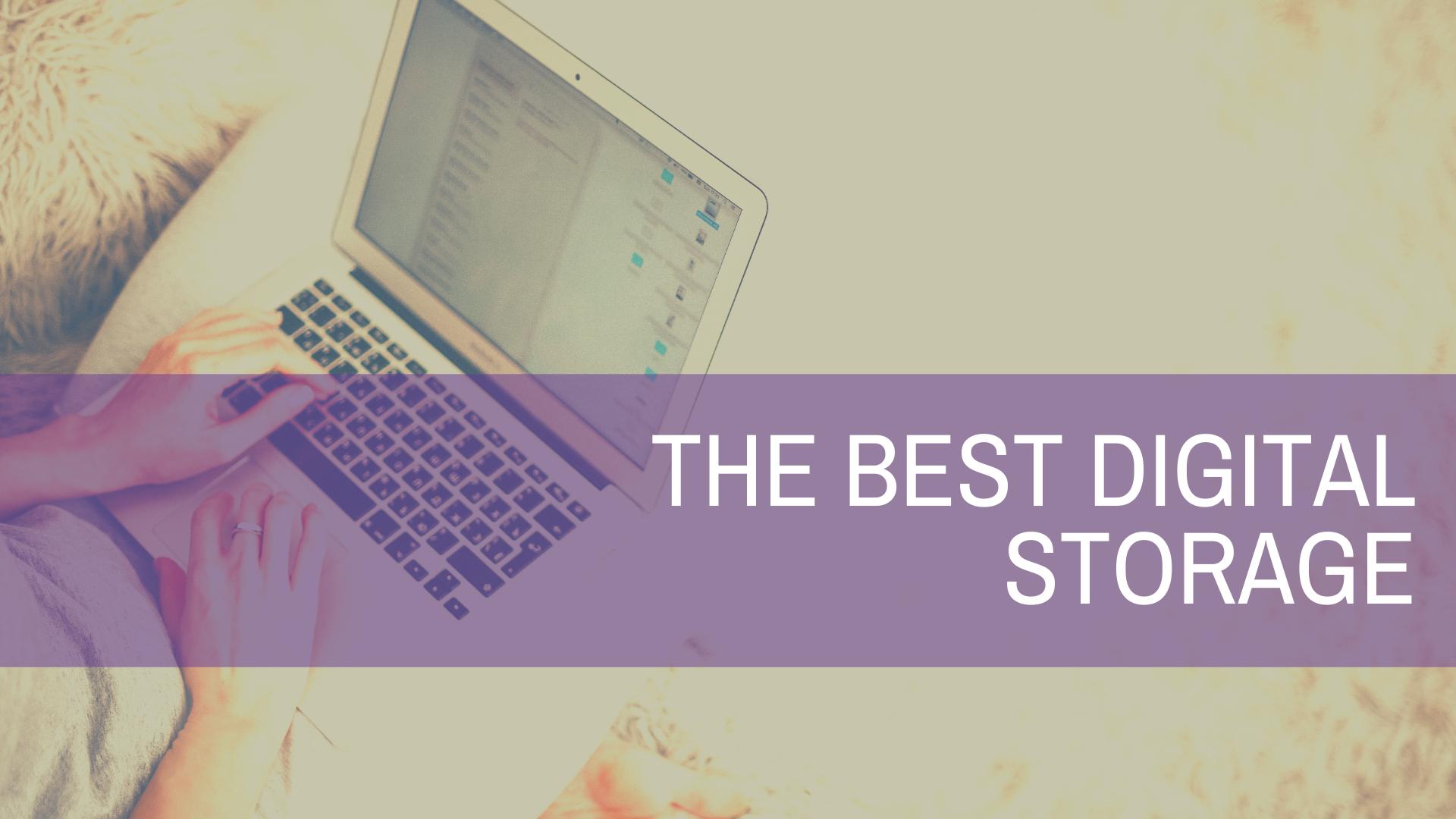 The Best Digital Storage for Writers  | Amplihigher