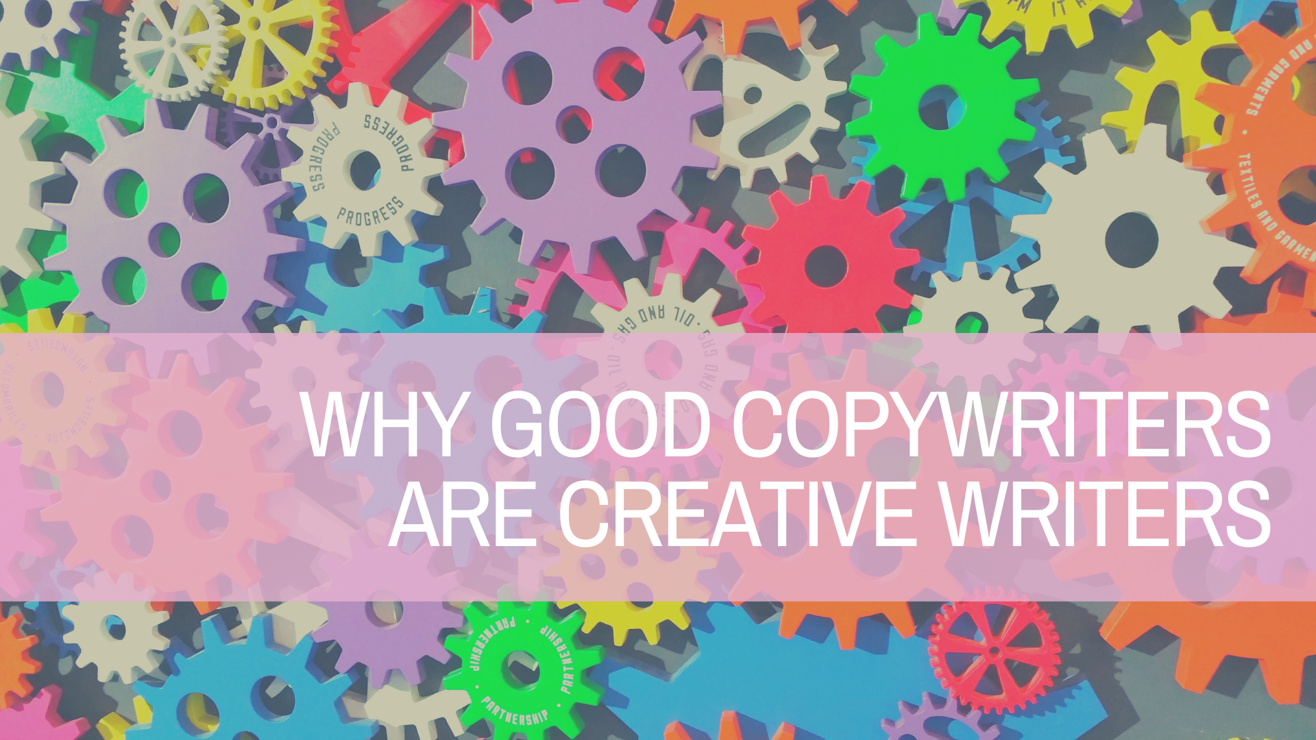 why creative copywriters are the best copywriters